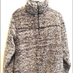 Brand New Zenana Sherpa Pullover